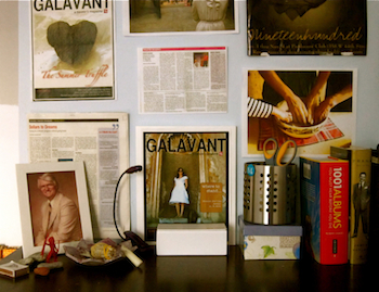 Galavant Girl Desk