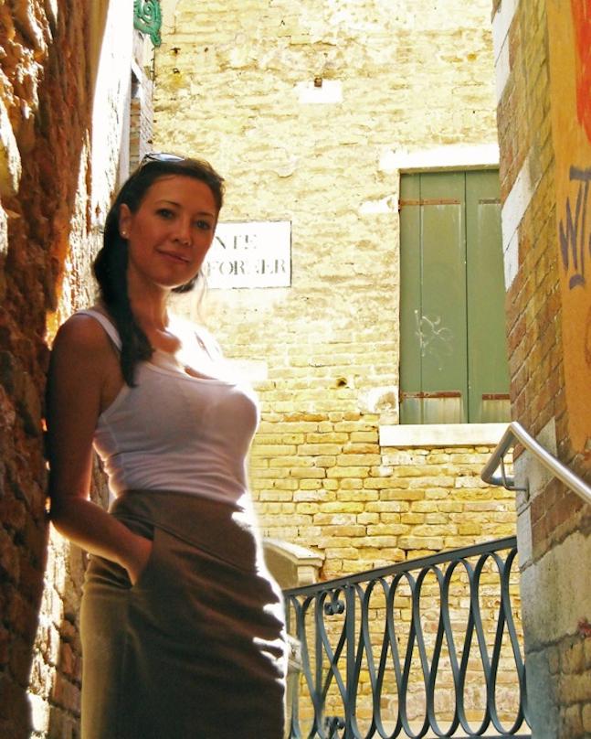 The Galavant Girl in Venice