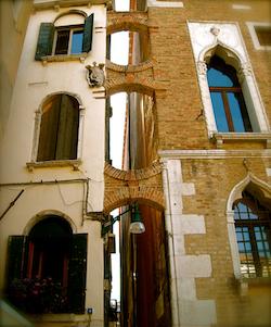 Venetian Arches Galavant Girl