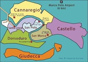 map of venice Galavant Girl