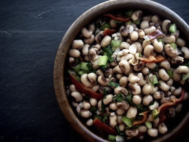Black-eyed Peas Salad Galavant Girl