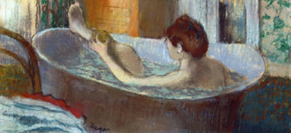 Take a Bath: The Transitory Nature of Water